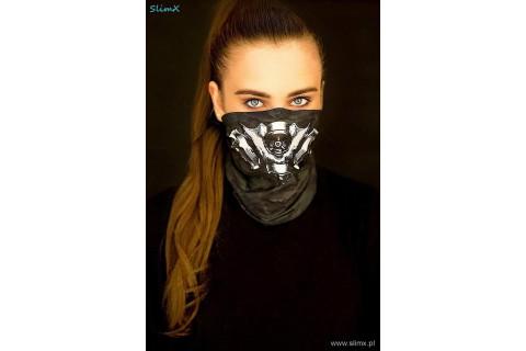 Komin ochronny SlimX - maska